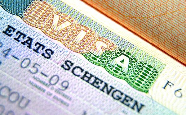 Биометрия виза испания